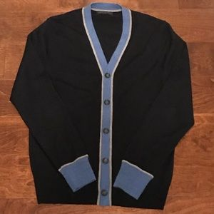 Men's Banana Republic Merino Wool Blend Cardigan